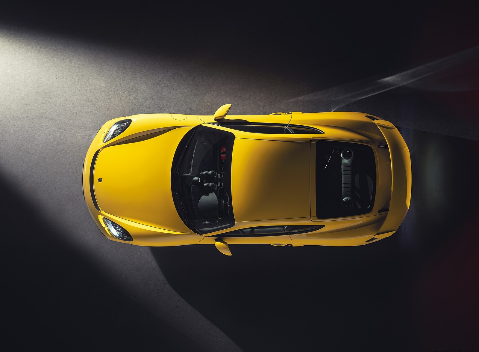 2020 Porsche 718 Cayman GT4 Top Wallpapers (5)