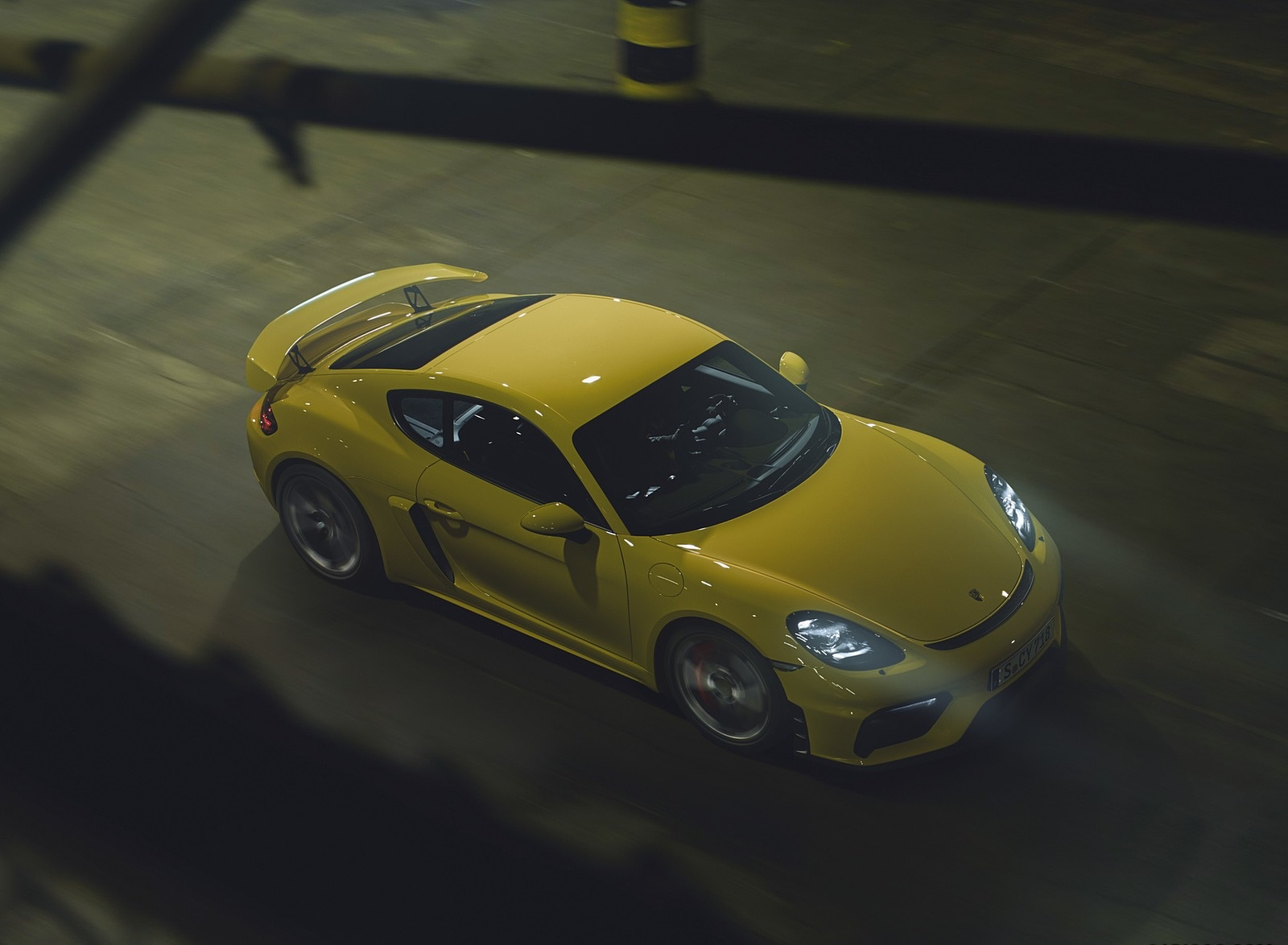 2020 Porsche 718 Cayman GT4 Top Wallpapers (3)