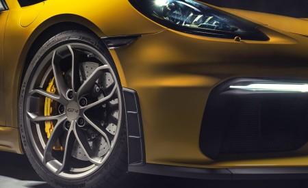 2020 Porsche 718 Cayman GT4 Wheel Wallpapers 450x275 (12)