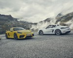2020 Porsche 718 Cayman GT4 and 718 Spyder Wallpapers 150x120 (1)