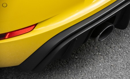 2020 Porsche 718 Spyder (Color: Racing Yellow) Exhaust Wallpapers 450x275 (60)