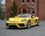 2020 Porsche 718 Spyder (Color: Racing Yellow) Front Three-Quarter Wallpapers 150x120 (49)