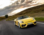 2020 Porsche 718 Spyder (Color: Racing Yellow) Front Three-Quarter Wallpapers 150x120 (19)