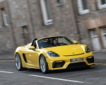 2020 Porsche 718 Spyder (Color: Racing Yellow) Front Three-Quarter Wallpapers 150x120 (47)