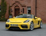2020 Porsche 718 Spyder (Color: Racing Yellow) Front Wallpapers 150x120 (50)