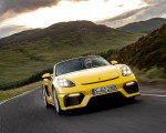 2020 Porsche 718 Spyder (Color: Racing Yellow) Front Wallpapers 150x120 (25)