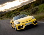 2020 Porsche 718 Spyder (Color: Racing Yellow) Front Wallpapers 150x120 (26)
