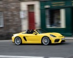 2020 Porsche 718 Spyder (Color: Racing Yellow) Side Wallpapers 150x120 (46)