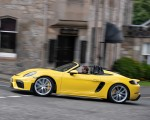 2020 Porsche 718 Spyder (Color: Racing Yellow) Side Wallpapers 150x120 (39)