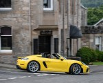 2020 Porsche 718 Spyder (Color: Racing Yellow) Side Wallpapers 150x120 (40)