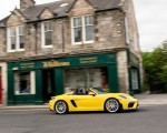 2020 Porsche 718 Spyder (Color: Racing Yellow) Side Wallpapers 150x120 (41)