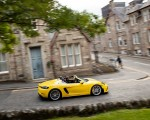 2020 Porsche 718 Spyder (Color: Racing Yellow) Side Wallpapers 150x120 (43)