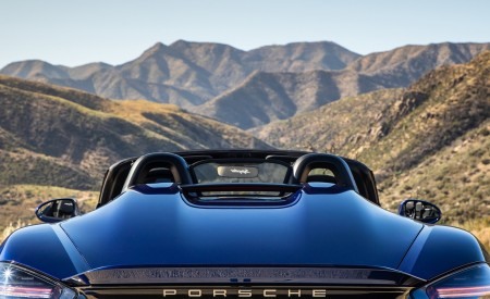 2020 Porsche 718 Spyder Detail Wallpapers 450x275 (9)