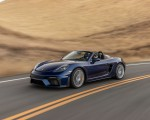 2020 Porsche 718 Spyder Front Three-Quarter Wallpapers 150x120 (2)