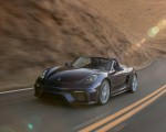 2020 Porsche 718 Spyder Front Three-Quarter Wallpapers 150x120 (3)