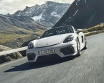 2020 Porsche 718 Spyder Front Wallpapers 150x120 (1)