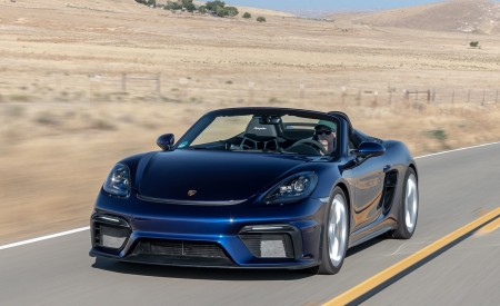 2020 Porsche 718 Spyder Wallpapers HD