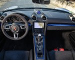2020 Porsche 718 Spyder Interior Cockpit Wallpapers 150x120 (16)