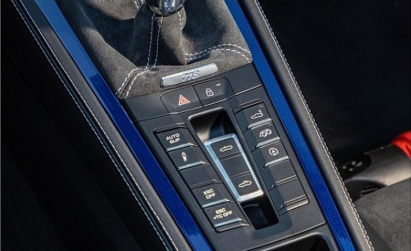 2020 Porsche 718 Spyder Interior Detail Wallpapers 450x275 (14)