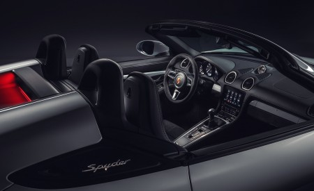 2020 Porsche 718 Spyder Interior Wallpapers 450x275 (260)