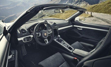 2020 Porsche 718 Spyder Interior Wallpapers 450x275 (256)