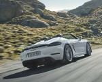 2020 Porsche 718 Spyder Rear Three-Quarter Wallpapers 150x120 (3)