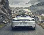 2020 Porsche 718 Spyder Rear Wallpapers 150x120 (4)