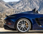 2020 Porsche 718 Spyder Wheel Wallpapers 150x120 (12)