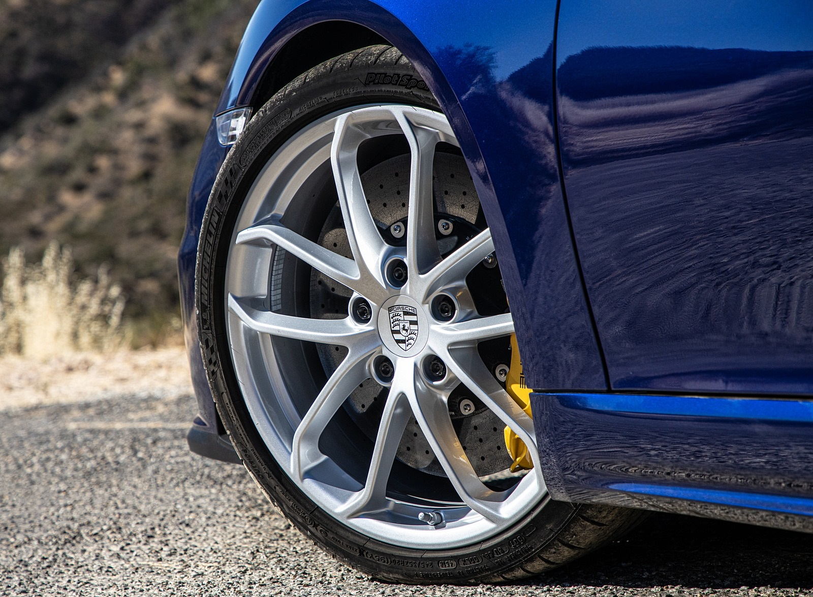 2020 Porsche 718 Spyder Wheel Wallpapers (10)
