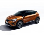 2020 Renault Captur (Color: Atacama Orange) Front Three-Quarter Wallpapers 150x120 (12)