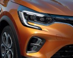 2020 Renault Captur (Color: Atacama Orange) Headlight Wallpapers 150x120 (7)
