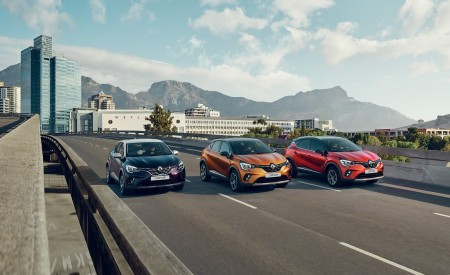 2020 Renault Captur Wallpapers HD