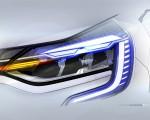 2020 Renault Captur Design Sketch Wallpapers 150x120 (30)