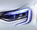 2020 Renault Captur Design Sketch Wallpapers 150x120 (25)