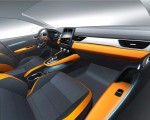 2020 Renault Captur Design Sketch Wallpapers 150x120 (23)