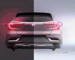 2020 Renault Captur Design Sketch Wallpapers 150x120 (27)
