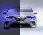 2020 Renault Captur Design Sketch Wallpapers 150x120 (29)