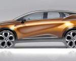 2020 Renault Captur Design Sketch Wallpapers 150x120 (20)