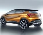 2020 Renault Captur Design Sketch Wallpapers 150x120 (19)