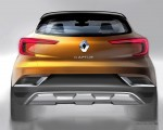 2020 Renault Captur Design Sketch Wallpapers 150x120 (18)