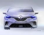 2020 Renault Captur Design Sketch Wallpapers 150x120 (17)