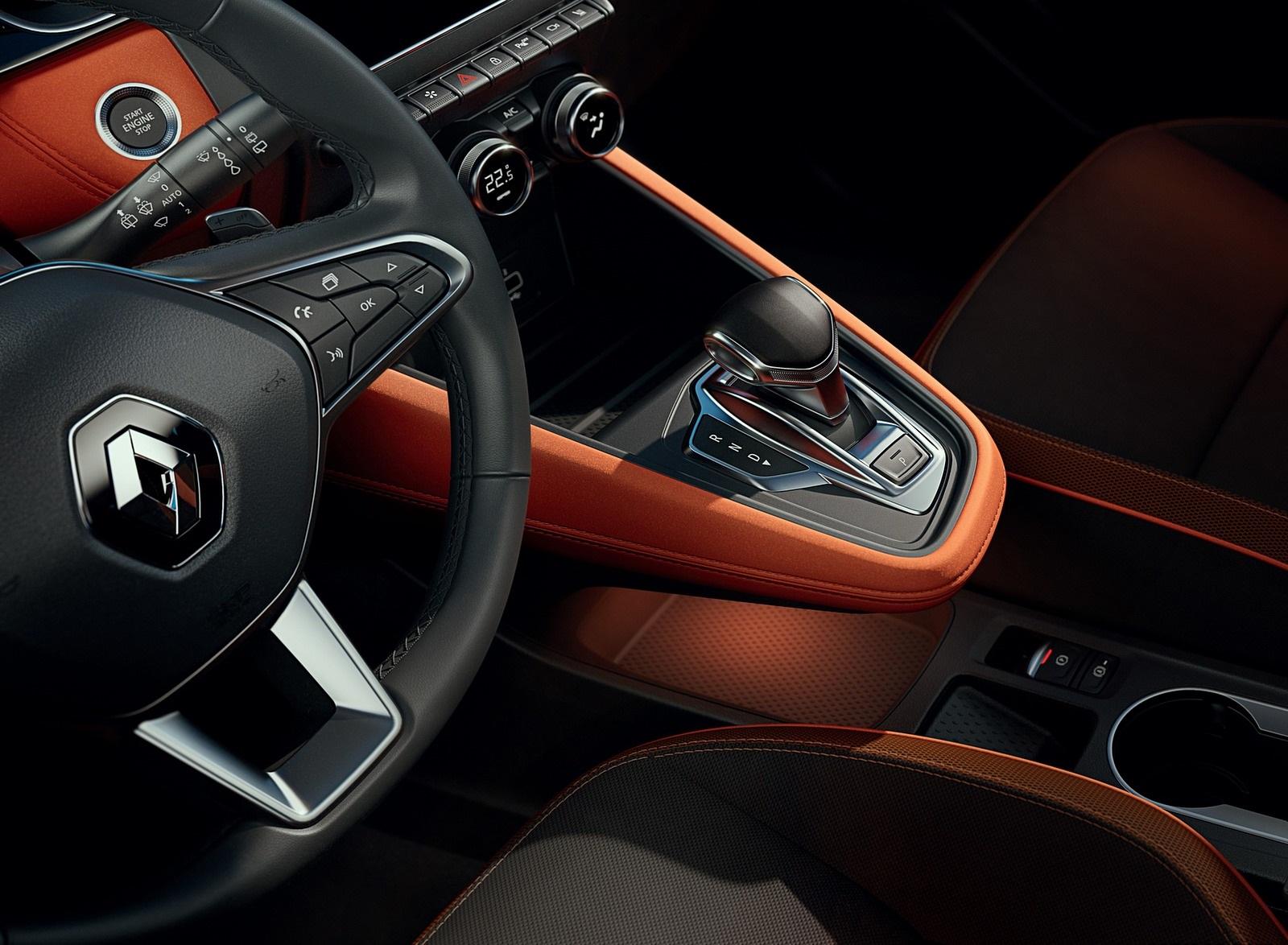 2020 Renault Captur Interior Wallpapers (8)