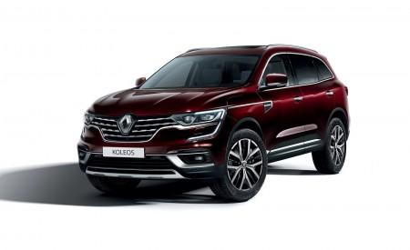 2020 Renault Koleos Front Three-Quarter Wallpapers 450x275 (4)