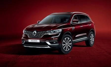2020 Renault Koleos Front Three-Quarter Wallpapers 450x275 (3)