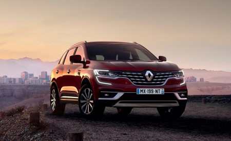 2020 Renault Koleos Wallpapers HD