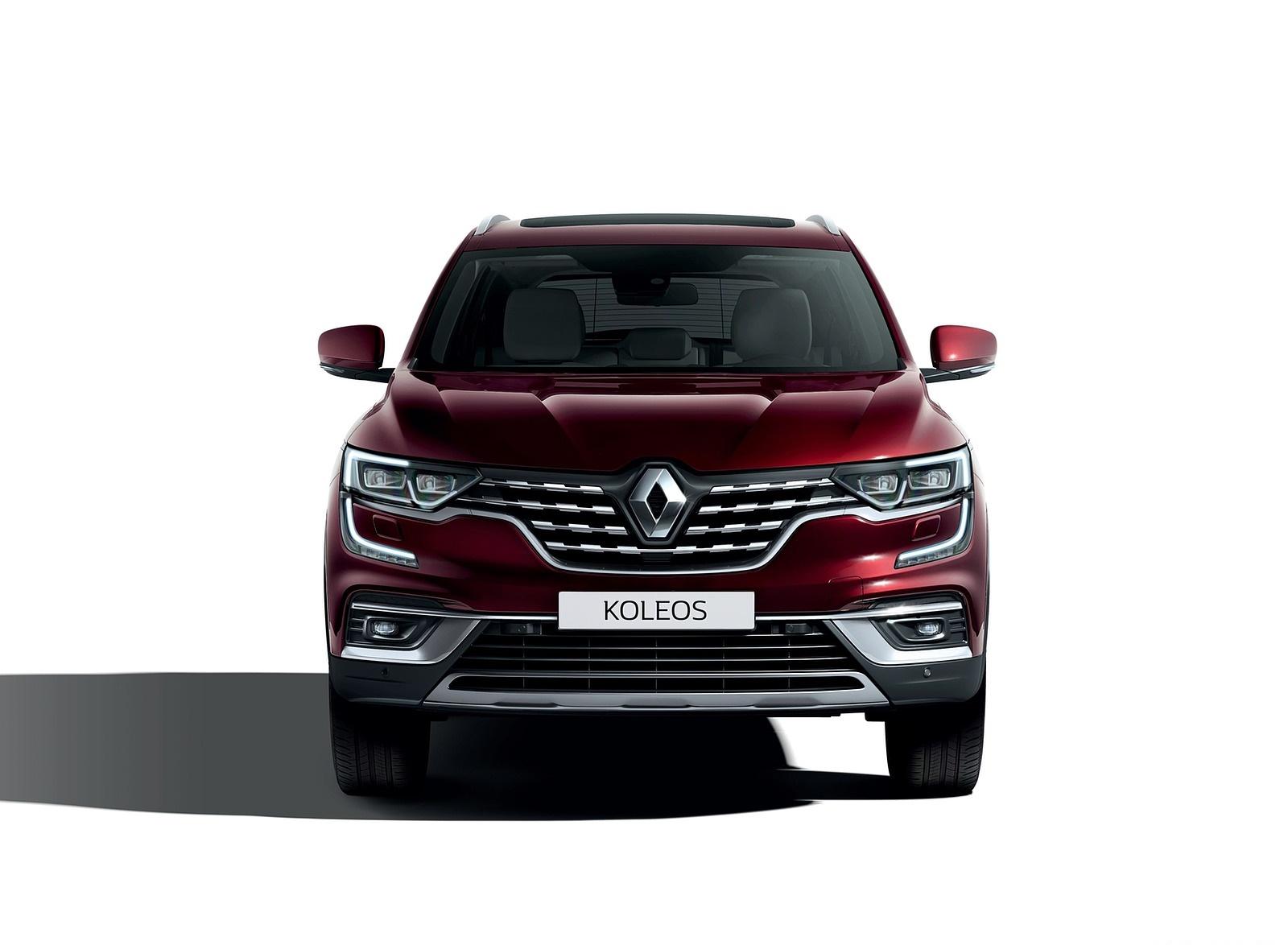 2020 Renault Koleos Front Wallpapers (5)