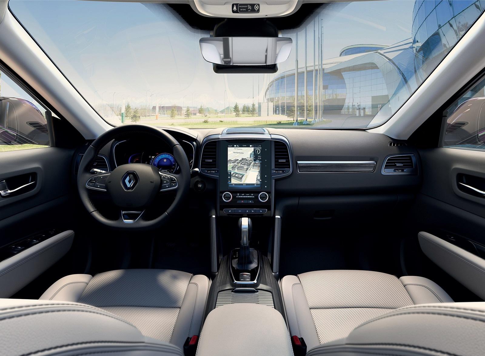 2020 Renault Koleos Interior Cockpit Wallpapers (10)