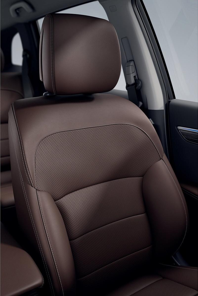 2020 Renault Koleos Interior Seats Wallpapers (9)