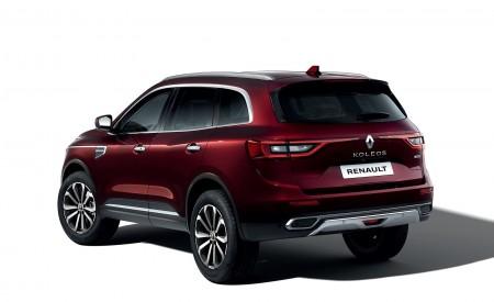 2020 Renault Koleos Rear Three-Quarter Wallpapers 450x275 (6)