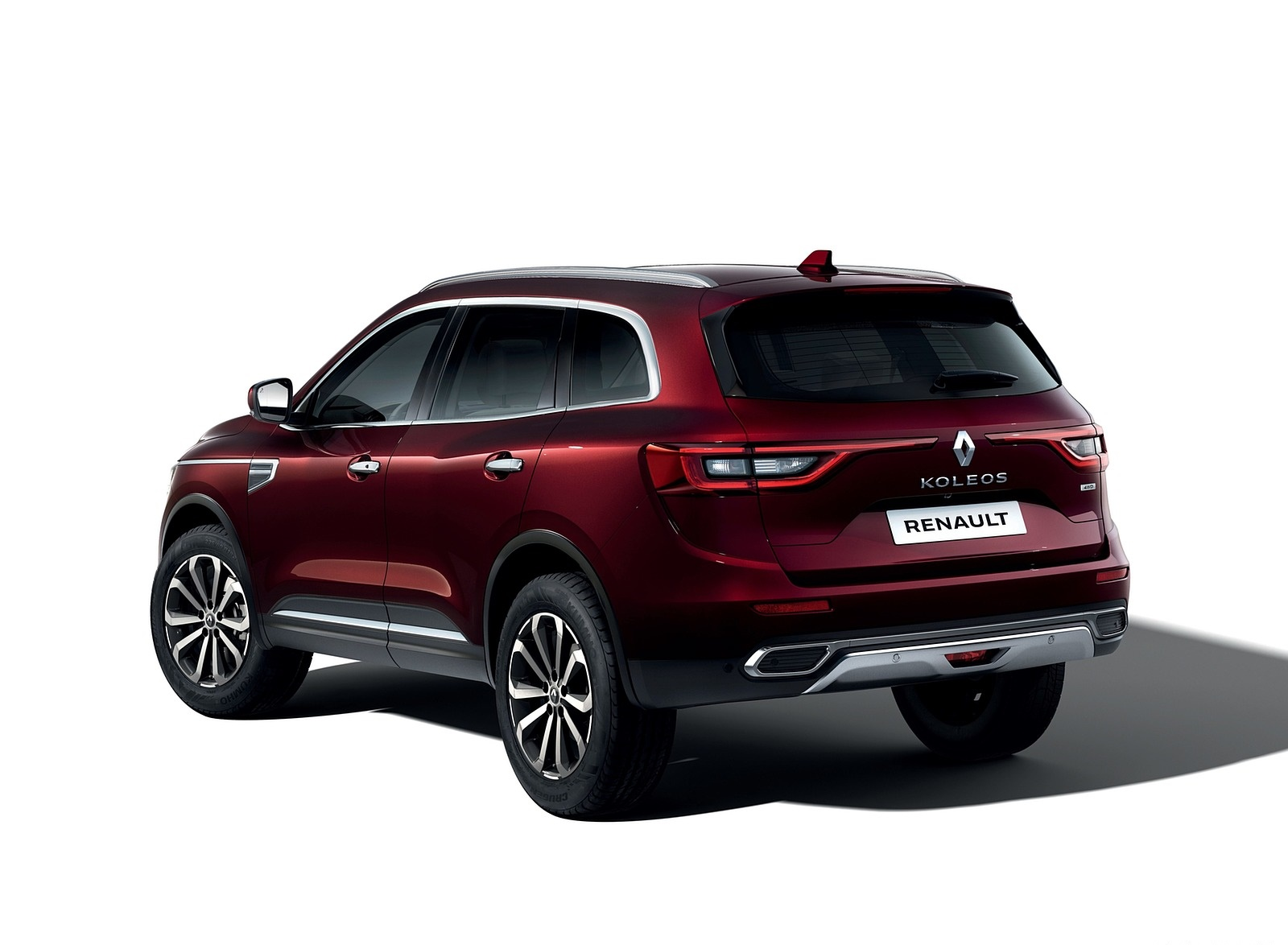 2020 Renault Koleos Rear Three-Quarter Wallpapers (6)